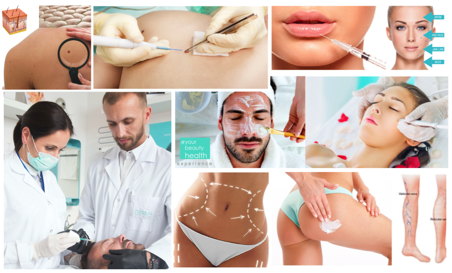 YOUR best expert in beauty and skin health  on Costa Blanca