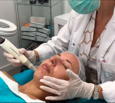 Dermapen world, the best microneedle facial treatment