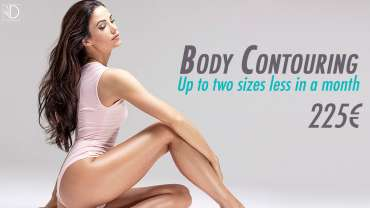 Body contouring, up to 2 sizes less in one month