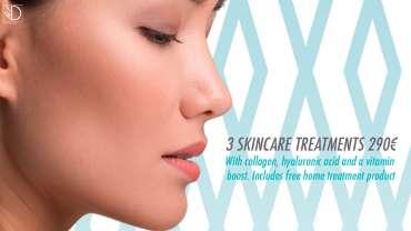 3 Skin Care Treatments