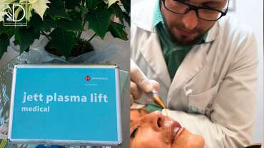 Jett Plasma Lift, what is for?
