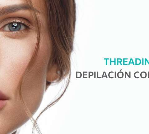 Threading: hair removal with 100% natural thread that revolutionizes the world for its effectiveness