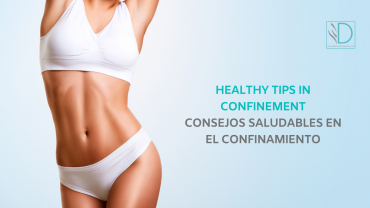 Confinement: tips for not gaining weight